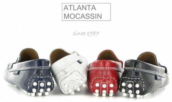 Atlanta Mocassins Kids Portugal