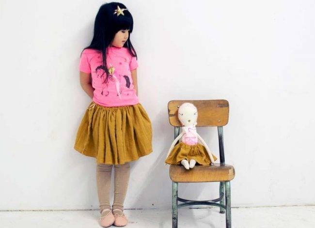 Atsuyo et Akiko Girls Clothes Doll