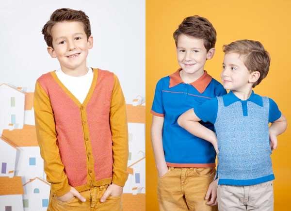 Aymara Boys Clothes-Spring Summer 2013