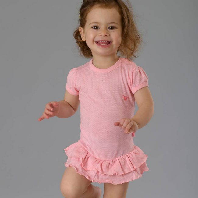 b nature organic girls clothes
