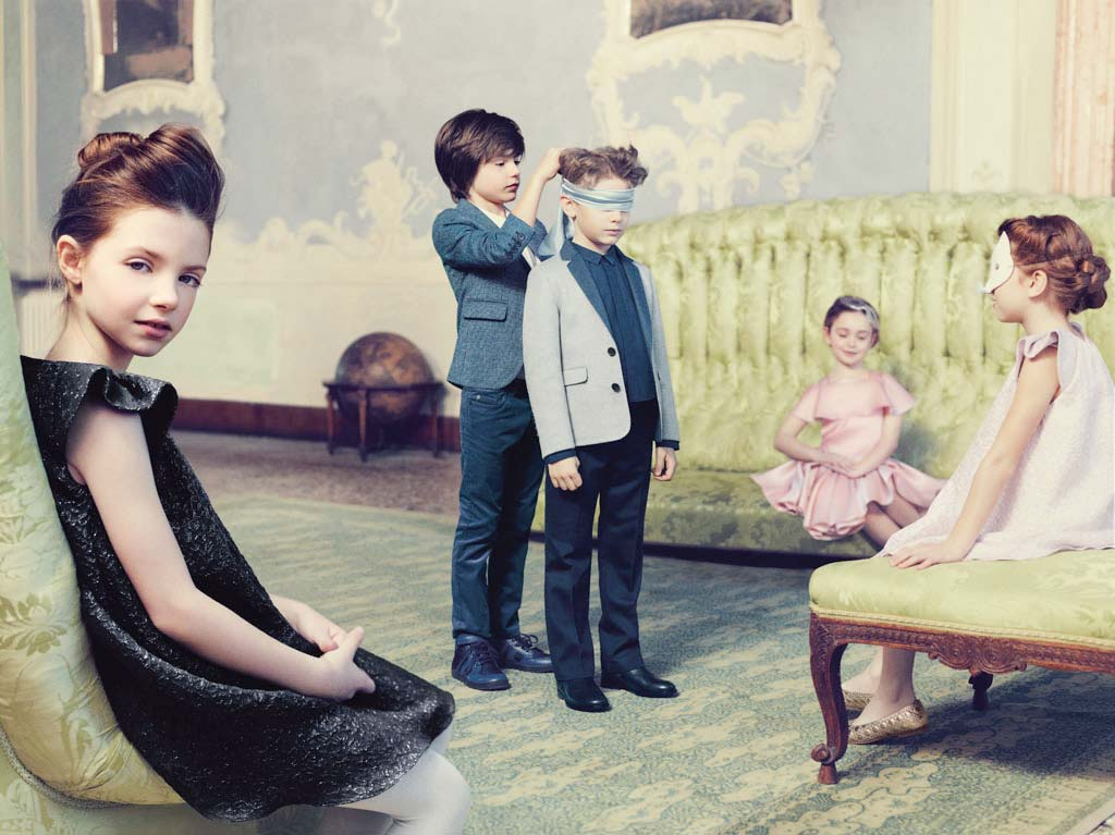baby dior kids clothing - fall winter 2014