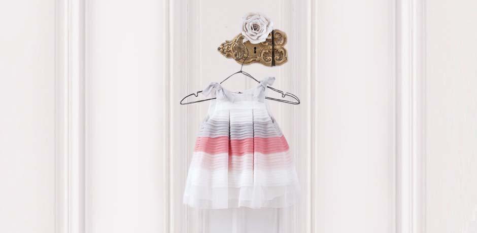 baby dior girls baby dress