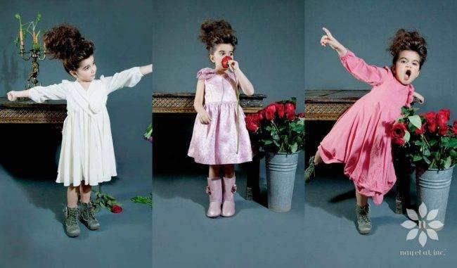 baby nay girls dresses fall winter 2014