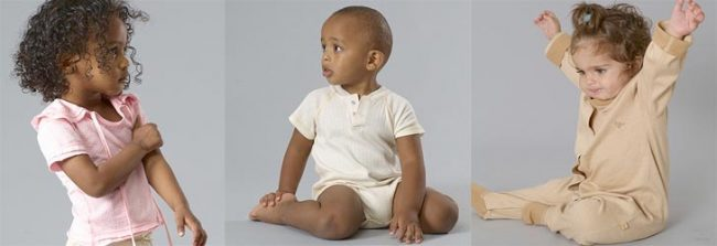 b nature organic baby clothes