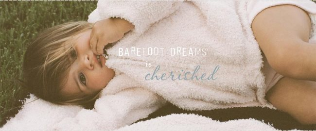 barefoot dreams girls clothes
