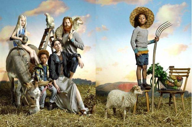 bellerose childrens fall fashion belgium