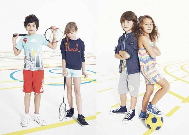Bench Kids Action Wear