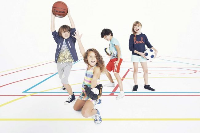 bench kids summer collection