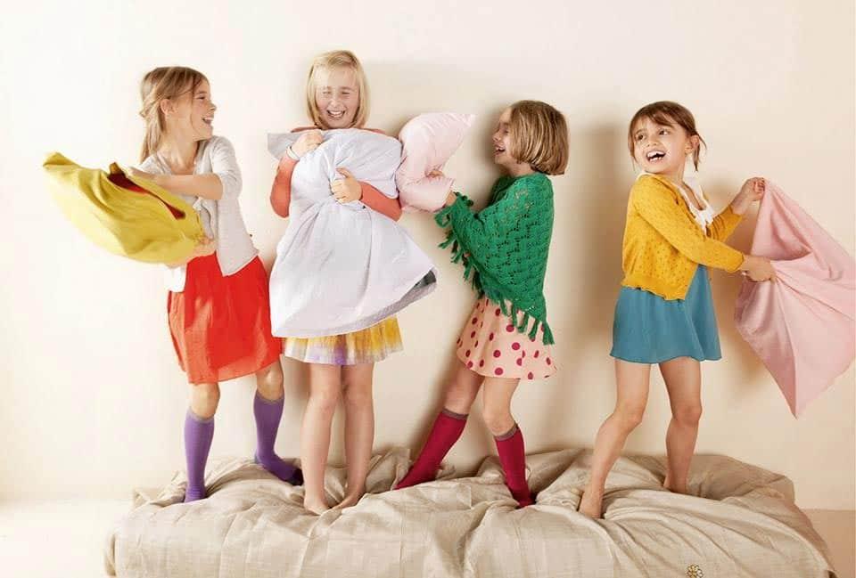 Bengh per Principesse Girls Summer Lookbook