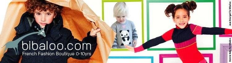 Biballo French Fashion Botique for Kids