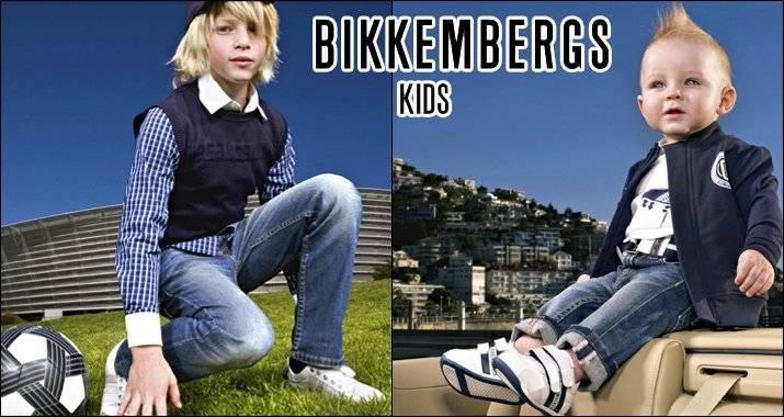 bikkembergs Junior Kids Clothes
