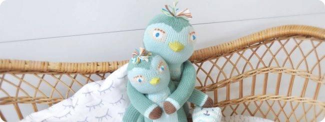 blabla kids bird dolls
