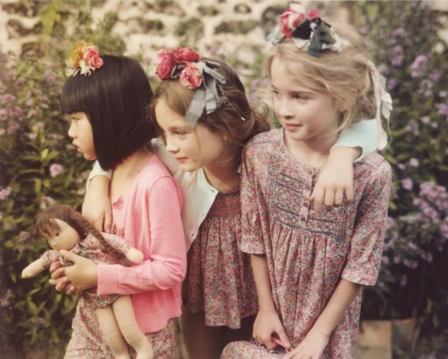 bonpoint girls spring summer dresses