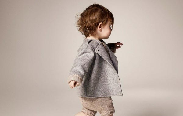 burberry baby clothes fall winter 2014