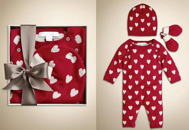 Burberry Baby Heart Holiday 2013