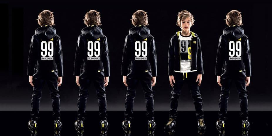 Bikkemberg Kids Sports Clothing