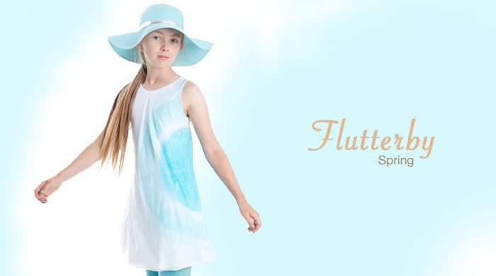 Angela Frost Flutterby Girls Dresses