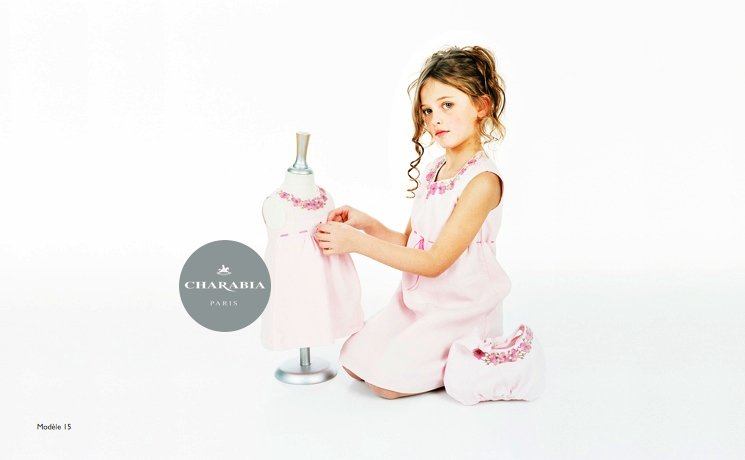 Charabia Paris Girls Dresses