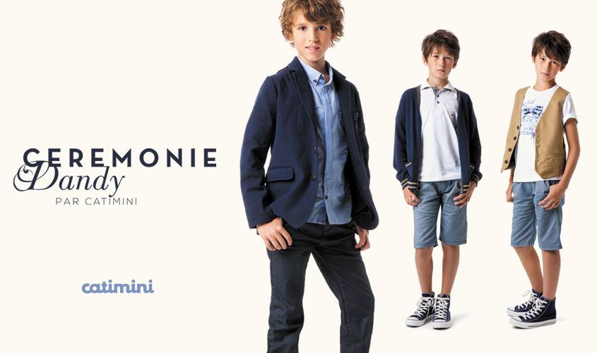 Catimini Boys Clothes France