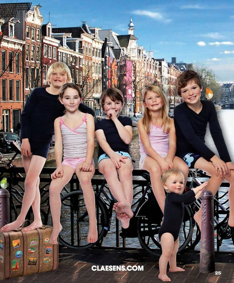 Claesens kids clothes netherlands