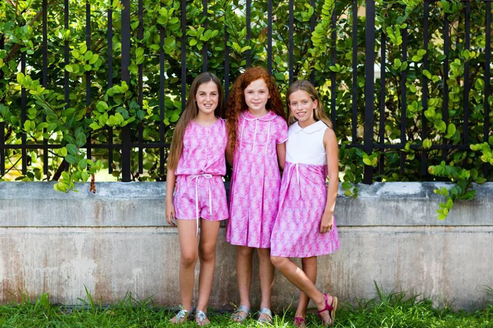 Elephantito Girls Dresses