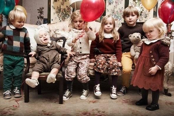Elife London Children's Clothes