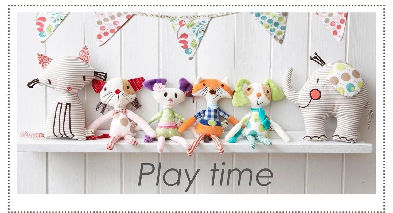 Ella and Otto Kids Toys Decor