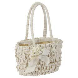 I Pinco Pallino Straw Basket