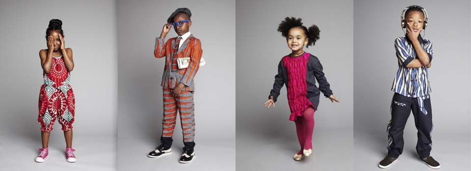 Isossy childrens clothes spring summer 2013 banner