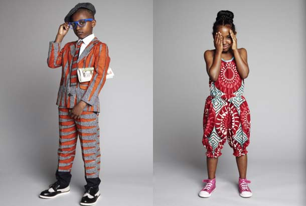 Isossy childrens clothes spring summer 2013