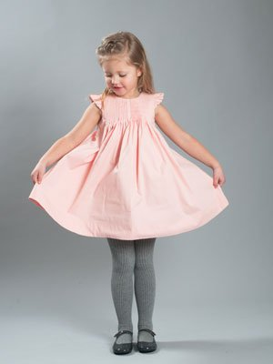 Lepold and Livia girls dress 2013