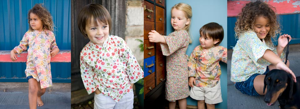 MICHIKO AND ME kids clothes british japanese collection