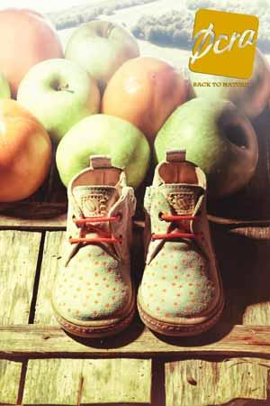 OCRA kids girls shoes fw13