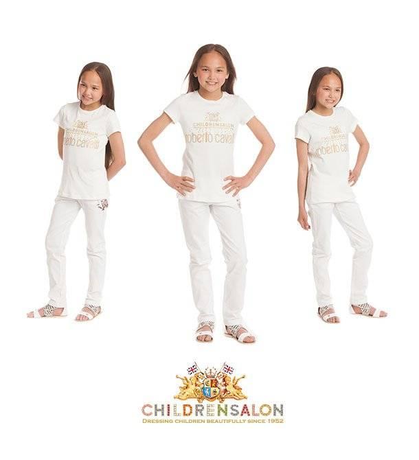 Childrensalon Roberto Cavalli Competition Girls