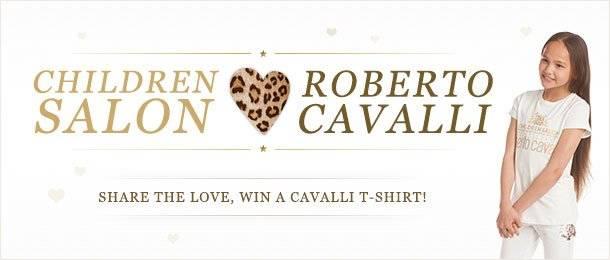 Childrensalon Roberto Cavalli Competition