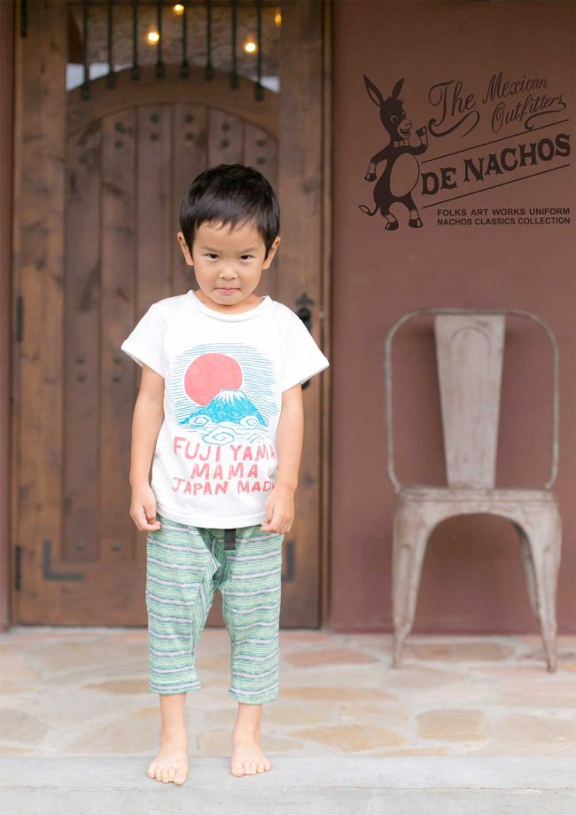 de nachos boys tshirt japan