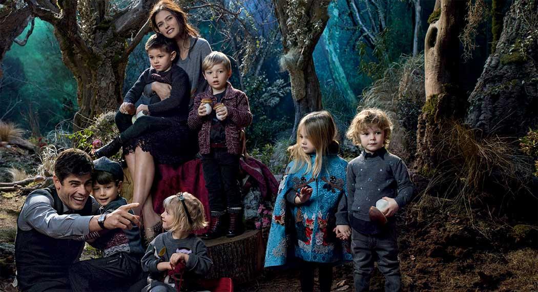 Dolce & Gabbana kids clothes fall 2014