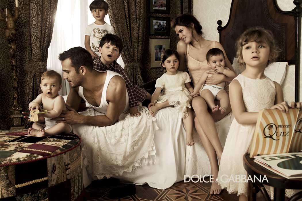 Dolce & Gabbana kids clothes summer 2013
