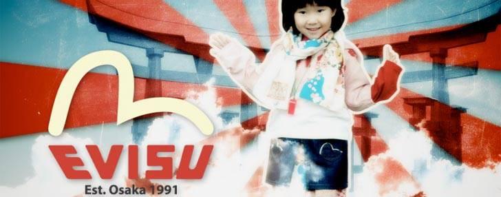 evisu kids clothes