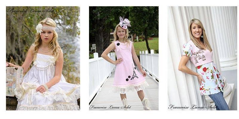 francoise lama solet girls dresses