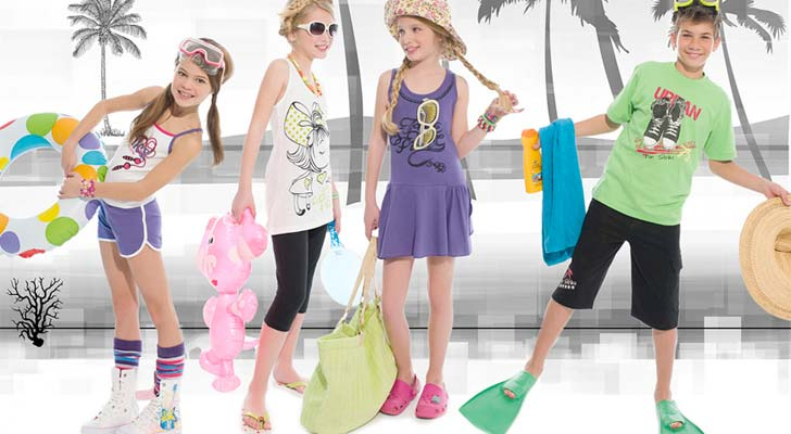 funstrike kids summer clothes