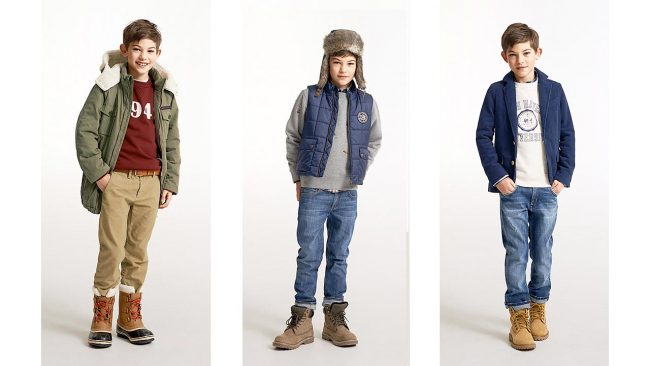 gant boys clothes sweden