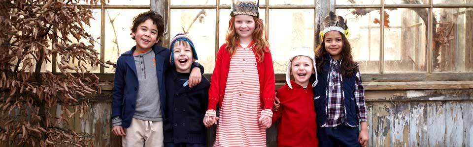 Little Green Radicals Kids Clothes UK