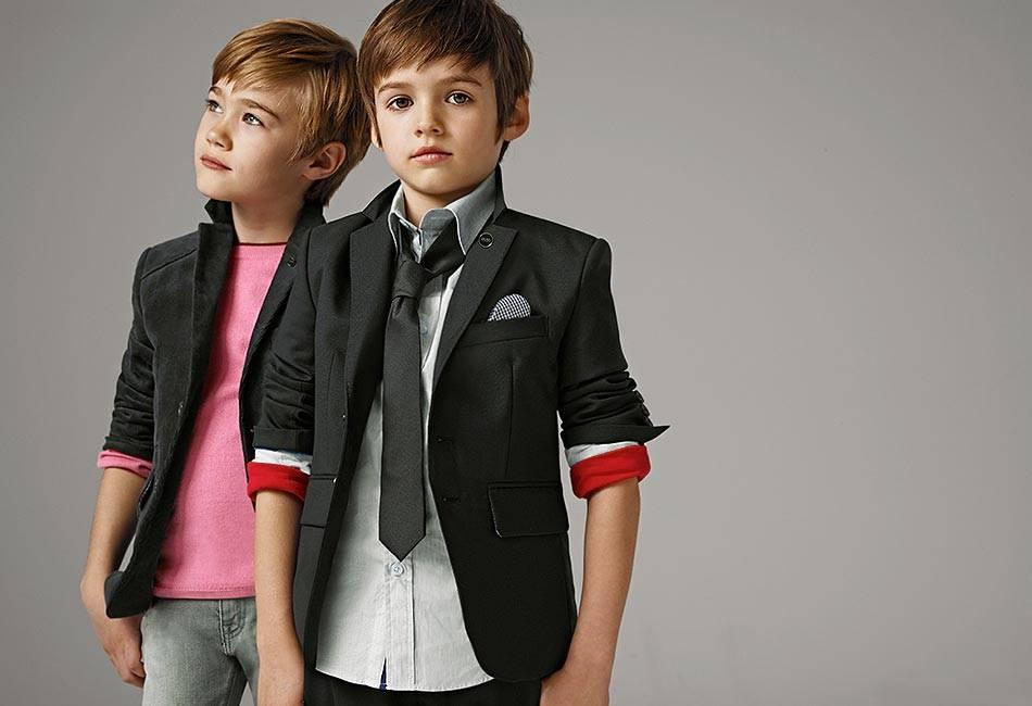 hugo boss boys formal clothes
