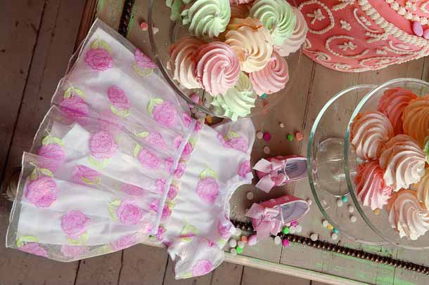 i pinco pallino baby girl dress summer 2013