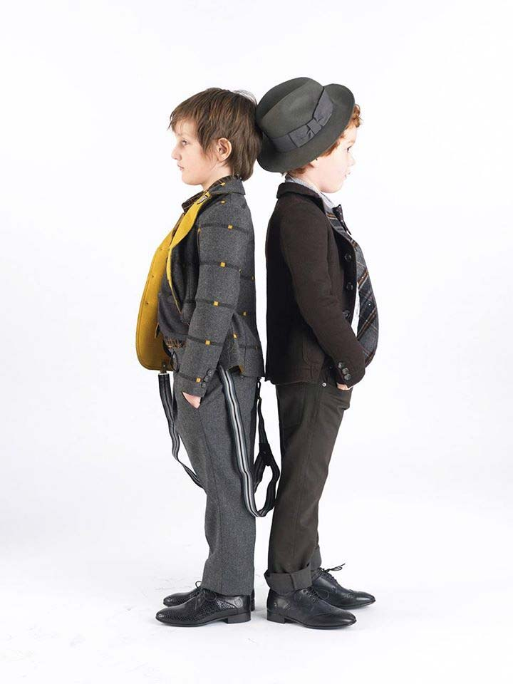 i pinco pallino boys fall winter 2014 collection