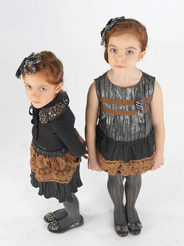 i pinco pallino girls fall dresses 2014