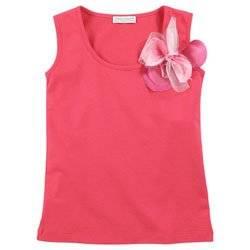 i pinco pallino pink geranium top