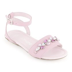 i pinco pallino pink sandal