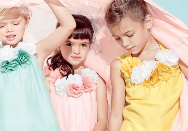 il gufo spring summer 2013 girls clothes